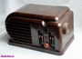 firestone air chief radio walnut s7426-1
